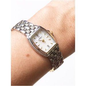 Ladies vintage seiko sapphire crystal